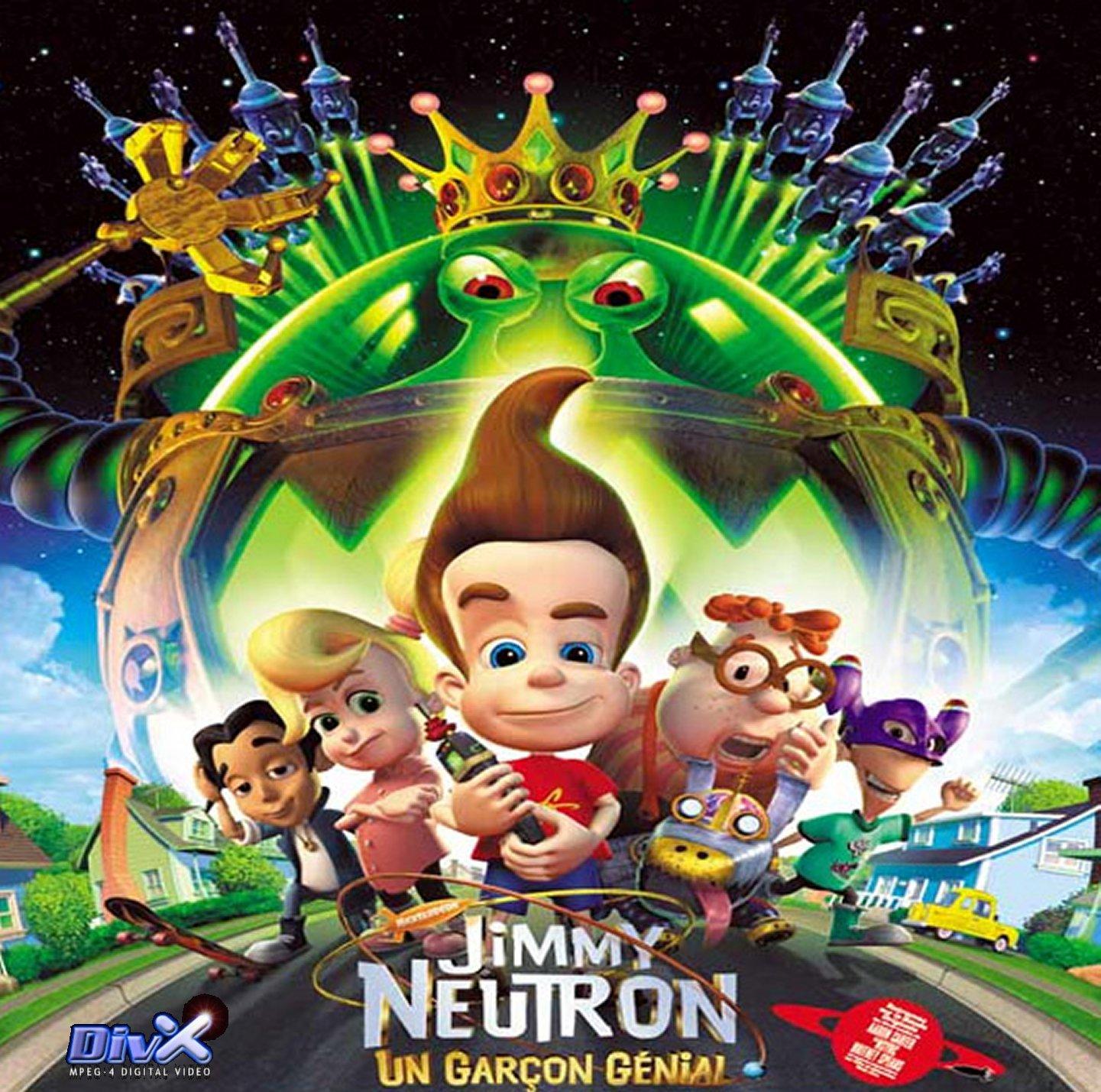 Jimmy Neutron L Enfant Genial