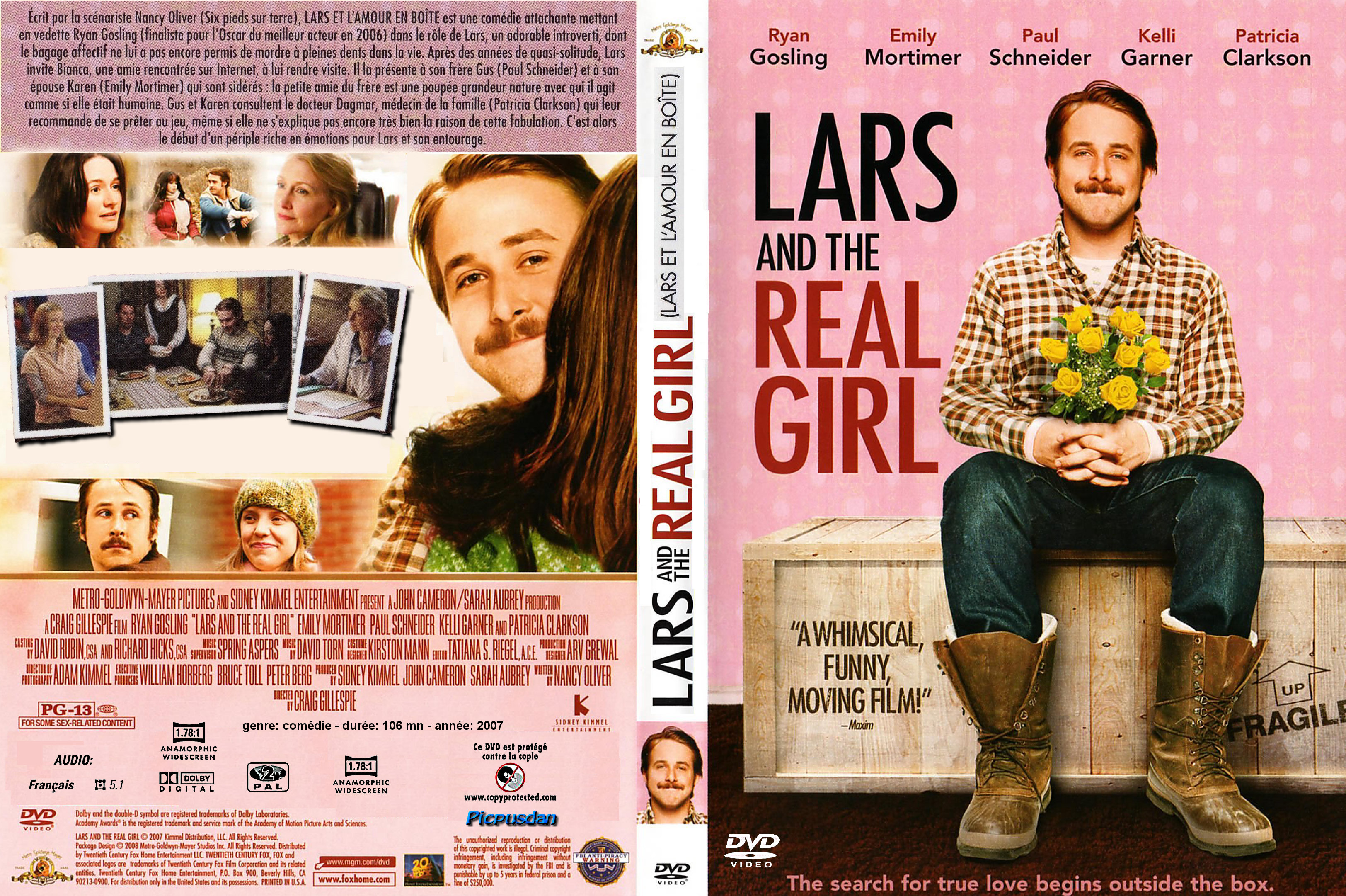 lars and the real girl free